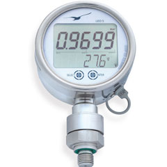 High-Resolution Manometer