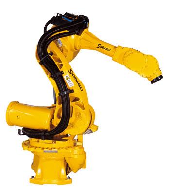 RX260 6 axis robot