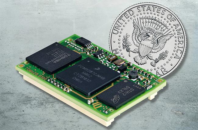 Embedded ARM CPU Module