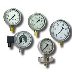 Pressure Gauges & Meters