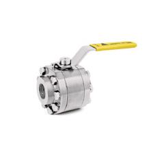 Special alloy ball valves