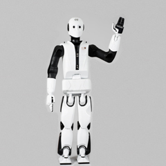 Humanoid robotics research - REEM-C 04