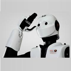 Humanoid Service Robots - REEM-C 06