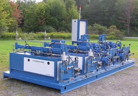 GAS COMPRESSOR SYSTEMS