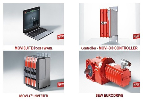 MOVI-C® modular automation system