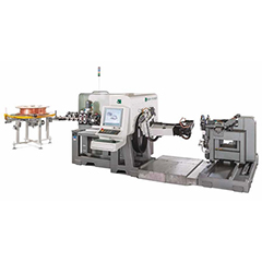 4-RUNNER Series Tube Bending Machinery