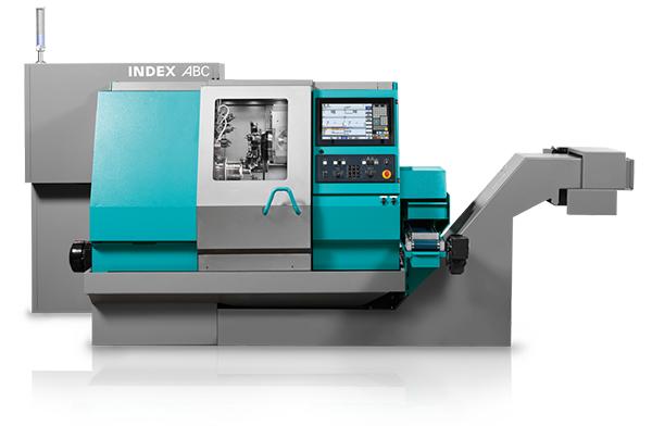 ABC Production turning machine