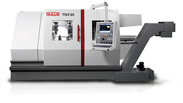 TNX65 Turn-mill center