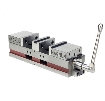 MAGNUM 4 INCH DOUBLE MACHINE VISE