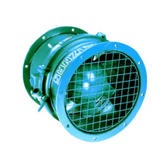 8 1020 0870 Electric Axial Fan