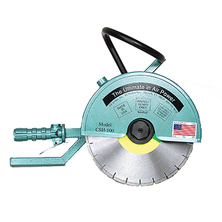 Pneumatic Hand-Held Cut-Off Saws