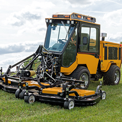 ROTARY FINISHING MOWERS