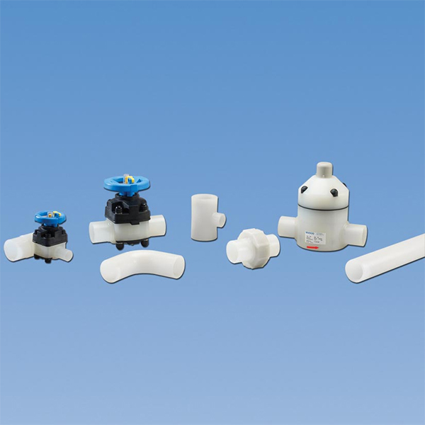 PolyPure® Natural Polypropylene Piping System