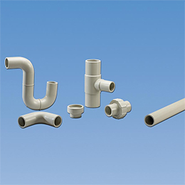 Proline® Pigmented Polypropylene (PP) Piping System