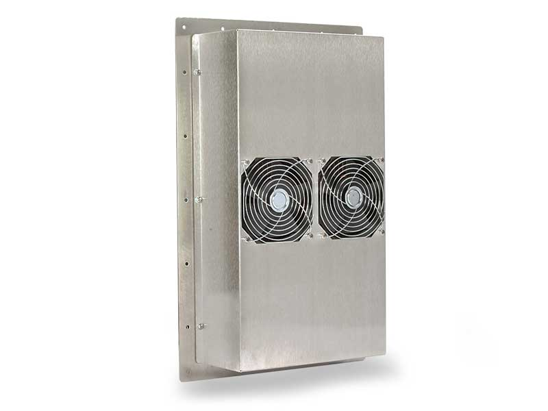 ThermoTEC High Delta Solid State Thermoelectric Air Conditioner