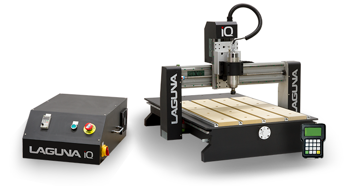 IQ SERIES CNC MACHINES