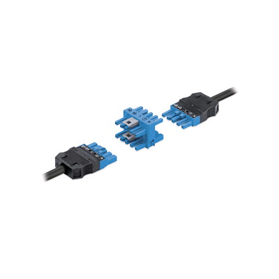 Pluggable Installation Connectors