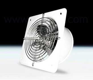 Axial fan / ventilation / commercial / industrial - WB-S