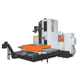 CNC horizontal boring mill HBW-FC
