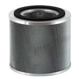 Air filter activated carbon