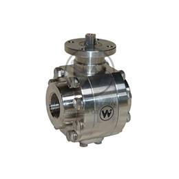 High Pressure Ball Valves HP-43