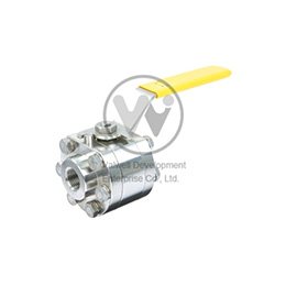 Metal Seated Ball Valves HP-40Q