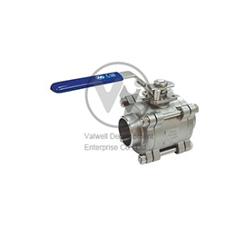 Metal Seated Ball Valves VW 36Q