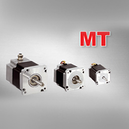 3 phases hybrid stepper motor