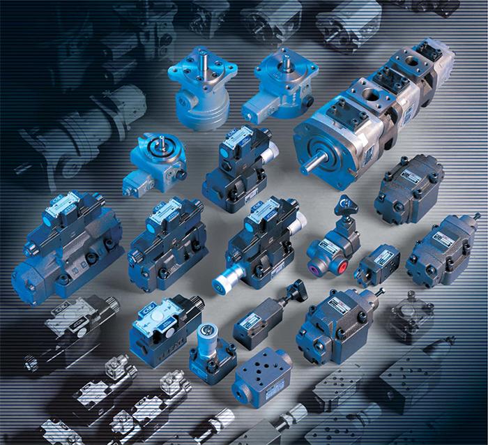 Hydraulic Valves & Directional Valves