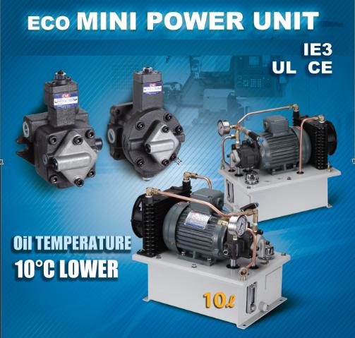 CNC Machine Power Units