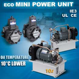 CNC Machine Power Units