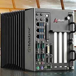Fanless Embedded Box PCs