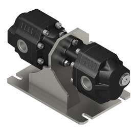 Hydraulic Motor Pump Combination