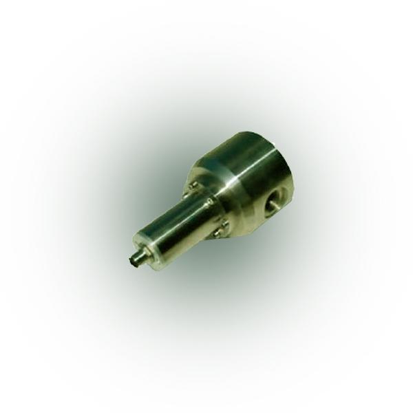 Pelton Wheel High Flow MM PVC3 with VTC or WT
