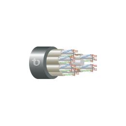 Computer LAN Multi-cable Cat.6 6x(4x2x23/1 AWG) U/UTP FR-LSZH