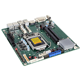 Mini-ITX motherboard SD101/SD103-H110