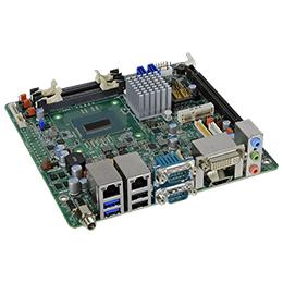 Mini-ITX motherboard HM101/HM103-QM87