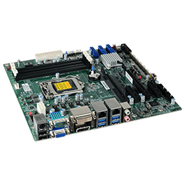 MicroATX Motherboard SD331-Q170