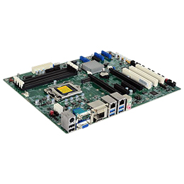 ATX Embedded Motherboard KD631-C236