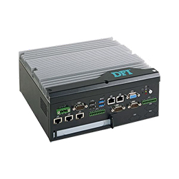 Fanless Embedded System EC510/EC511-HD