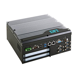 Fanless Embedded System EC520/EC521-HD