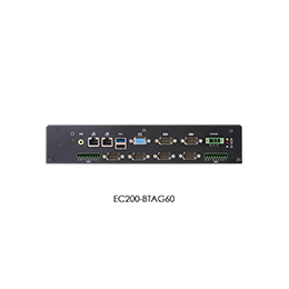 Fanless Embedded System EC200-BT