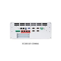 Fanless Embedded System EC320/EC321/EC322