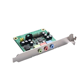 HD Audio Converter Board with Bracket AX93242
