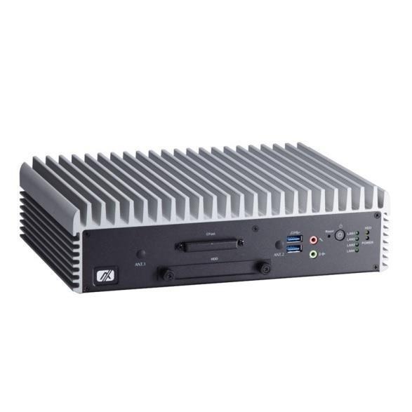 Fanless Embedded System eBOX660-872-FL