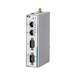 DIN-rail Fanless Box PC IFB125