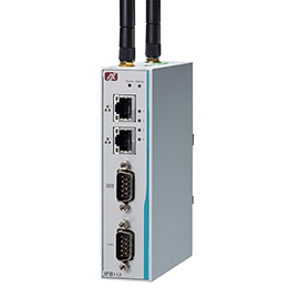 DIN-rail Fanless Box PC IFB112