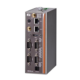 DIN-rail Fanless Box PC rBOX630
