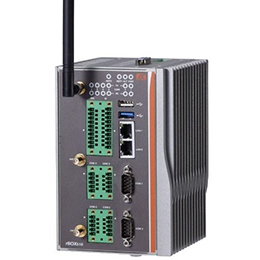 DIN-rail Fanless Box PC rBOX510-6COM