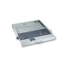 1U Keyboard Drawer with Touch Pad AX7042